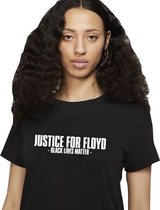 Sol's Justice for George Floyd | Black Lives Matter |  I Can't Breathe  | Stop Racisme |  BLM Movement | Dames T-shirt XXL