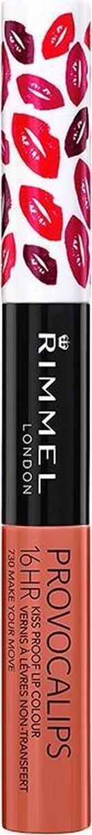 Bol Com Rimmel London Provocalips Lip Colour 730 Make Your Move