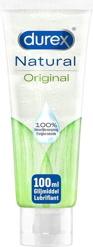 Durex Glijmiddel Naturel - 100% natuurlijk - 100 ml