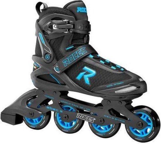 Roces Sign  Inline Skates 80 Black/Cyan 39