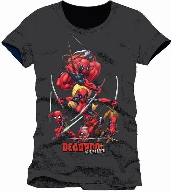 DEADPOOL - MARVEL T-Shirt Family (S)