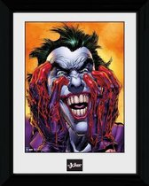 BATMAN - Collector Print 30X40 - Batman Joker Laugh