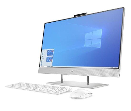 Pavilion 27-d0010nd - Intel Core i7 - 16GB - 1512GB HDD+SDD - Alles-in-één-PC - Zilver