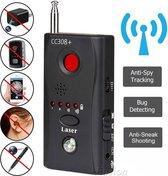 Verborgen camera detector - RF Bug Lens detector - Anti afluister afluisterapparatuur