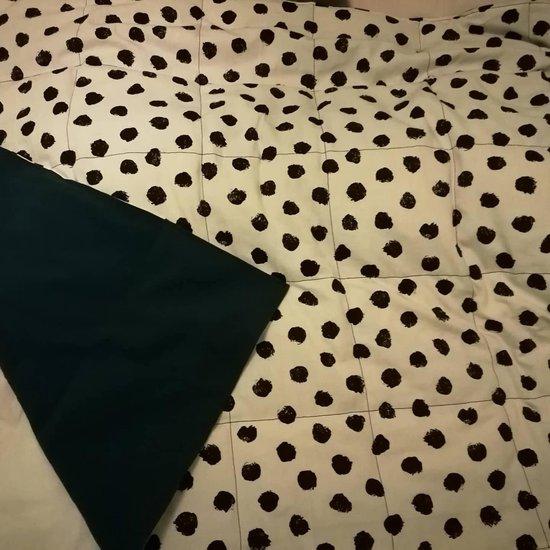 Verzwaringsdeken - Weighted Blanket - Anti Stress/hoofdpijn/migraine - Tegen rusteloze nachten/ADHD/ASS - 100x140 5kg