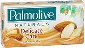Palmolive Naturals Tabletzeep Delicate Care Amandel 3x90gr