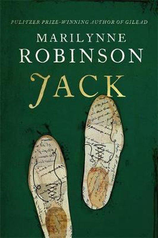 Boek cover Jack van Marilynne Robinson (Hardcover)