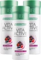 Vita Active Vitamines voor het hele gezin – 100 % van je dagelijkse behoefte aan vitamines in slechts één koffielepel
