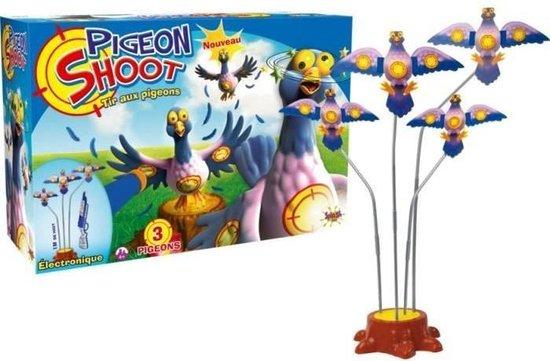 Thumbnail van een extra afbeelding van het spel SPLASH-TOYS Elektronisch duifschietspel - 4 doelen