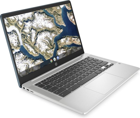 HP Chromebook 14a-na0052nd - Chromebook - 14 Inch