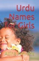 Urdu Names for Girls