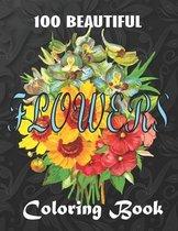 100 Beautiful Flowers a Book