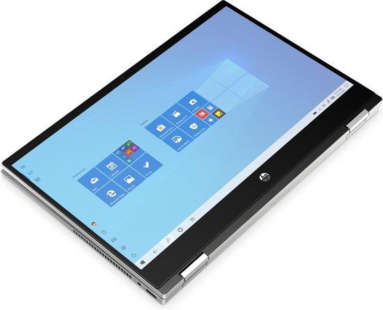 HP Pavilion x360 14-dw0705nd - 2-1 Laptop - 14 Inch