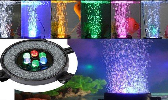 Aquarium Verlichting - LED Verlichting - Aquarium Decoratie - Alternatief Vissenkom - Luchtbuis Meegeleverd Meerdere Kleuren