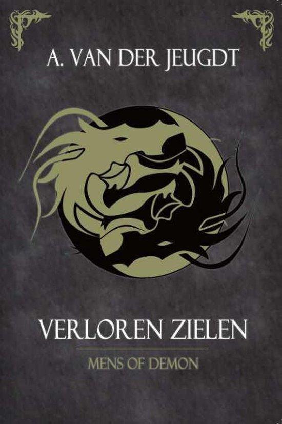 Verloren zielen 1 - Mens of demon - Anja van der Jeugdt | Fthsonline.com
