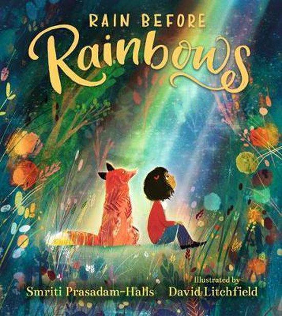 Boek cover Rain Before Rainbows van Smriti Prasadam-Halls (Hardcover)