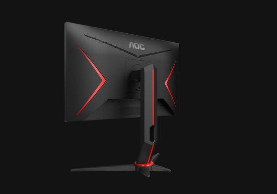 AOC 24G2U - Full HD IPS Gaming Monitor - 24 inch (144hz)