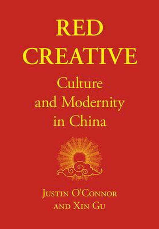 Boek cover Red Creative van Justin OConnor (Paperback)