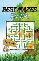 BEST MAZES FOR KIDS Ages 4-8