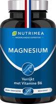 Magnesium - Vitamine B6 - goed voor spieren en botten - NUTRIMEA