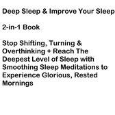 Deep Sleep & Improve Your Sleep 2-in-1 Book