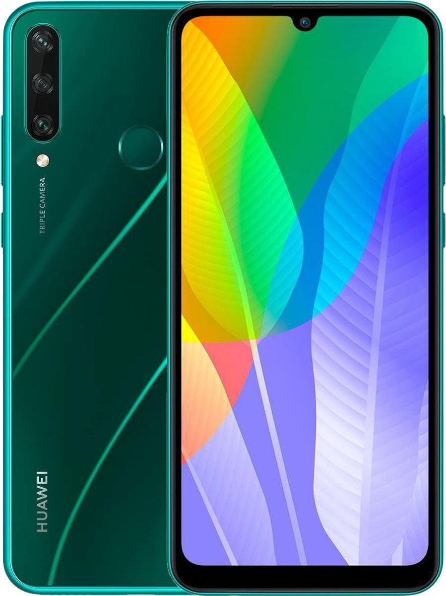 Huawei Y6P (geen gebruik Google Playstore) - 64GB - Groen kopen