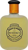 Whisky Classic - Een licht kruidige/frisse geur met Meloen - Jasmijn en Sandelhout - 100 ml