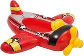 INTEX Opblaasbare vliegtuig bootje - kinderen  - babyzwembad - baby - Strand - Zwembad - Waterspeelgoed - Zwembad Opblaasfiguur - Luchtbed - Kinder Zwembad - zwemband - waterpret - peuter - kleuter - opblaas - boot - zwemvleugel - 114x 119 x 25 cm