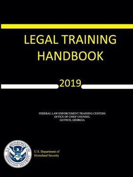 Legal Training Handbook (2019 Edition)