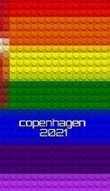 Copenhagen denmark pride 2021 $ir Michael creative blank journal