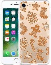 iPhone 7 Hoesje Christmas Cookies