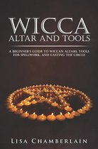 Wicca Altar and Tools