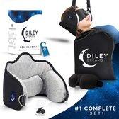 Diley Dreams® Nek Hangmat voor nek Set – Nekkussen – Nekmassage Apparaat – Neksteun – Nekpijn – Memory Foam