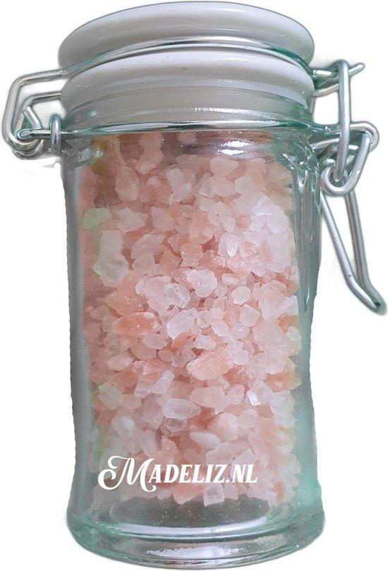 Potje 70gram verse Himalaya zout (grof)