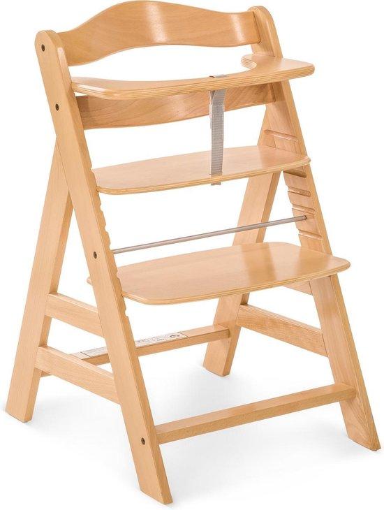 Hauck Alpha+ Kinderstoel - Blank