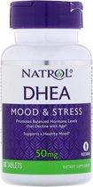 Natrol DHEA 50 mg -  bevat lichaamseigen stof DHEA - 60 tabletten