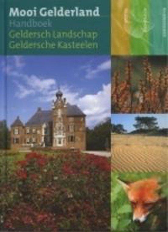 Cover van het boek 'Mooi Gelderland + CD-ROM'