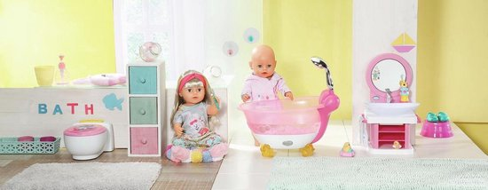 BABY born Grote boodschap-toilet