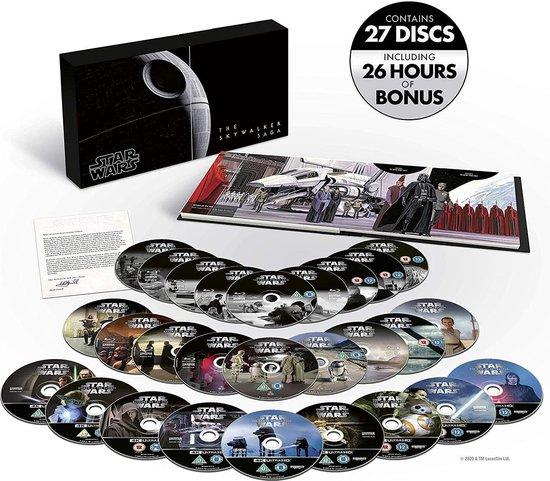 Star Wars: The Skywalker Saga Complete Box Set (4K UHD) (Import)
