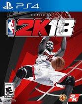 NBA 2K18: Legend Edition (German Box) /PS4