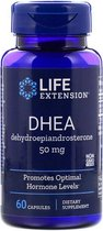 DHEA 50 mg (60 Capsules) - Life Extension
