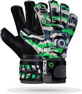 Elite sport - Combat PRO Green - Keepershandschoenen - maat 11 - voetbal keepershandschoenen - keepershandschoen - Goalkeeper handschoen