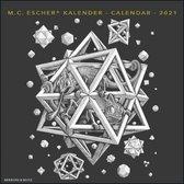 M.C. Escher maandkalender 2021