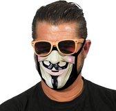 Mondmaskers met V for Vendetta print