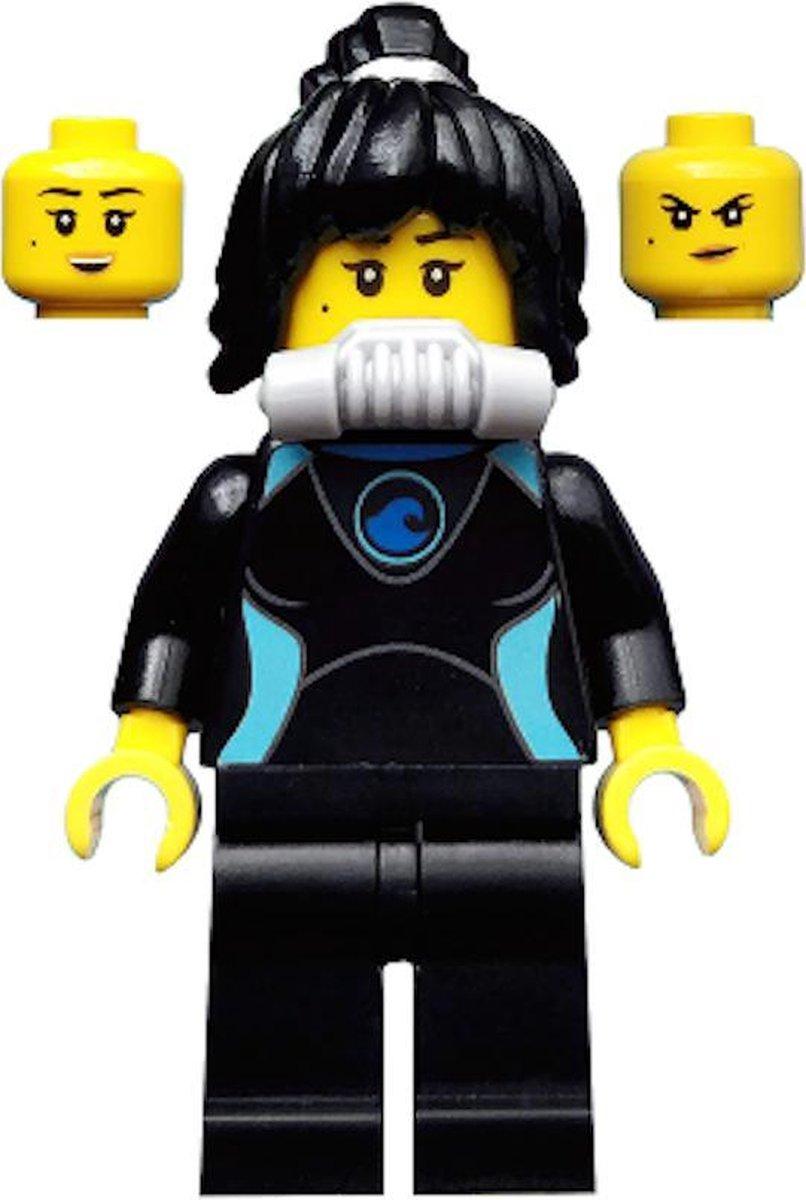 LEGO Ninjago Avatar Nya minifiguur NJO560