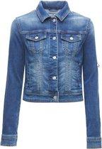 LTB Jeans Destin Eternia Dames Spijkerjasje - Maat XL