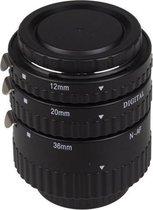 Meike Extension Tube set - Nikon AF