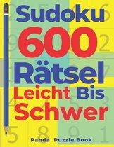 Sudoku 600 Ratsel Leicht Bis Schwer