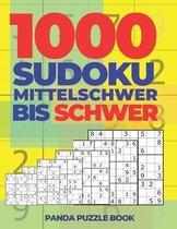 1000 Sudoku Mittelschwer Bis Schwer