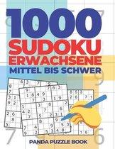 1000 Sudoku Erwachsene Mittel Bis Schwer